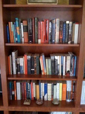 Shelves of Shame December 10